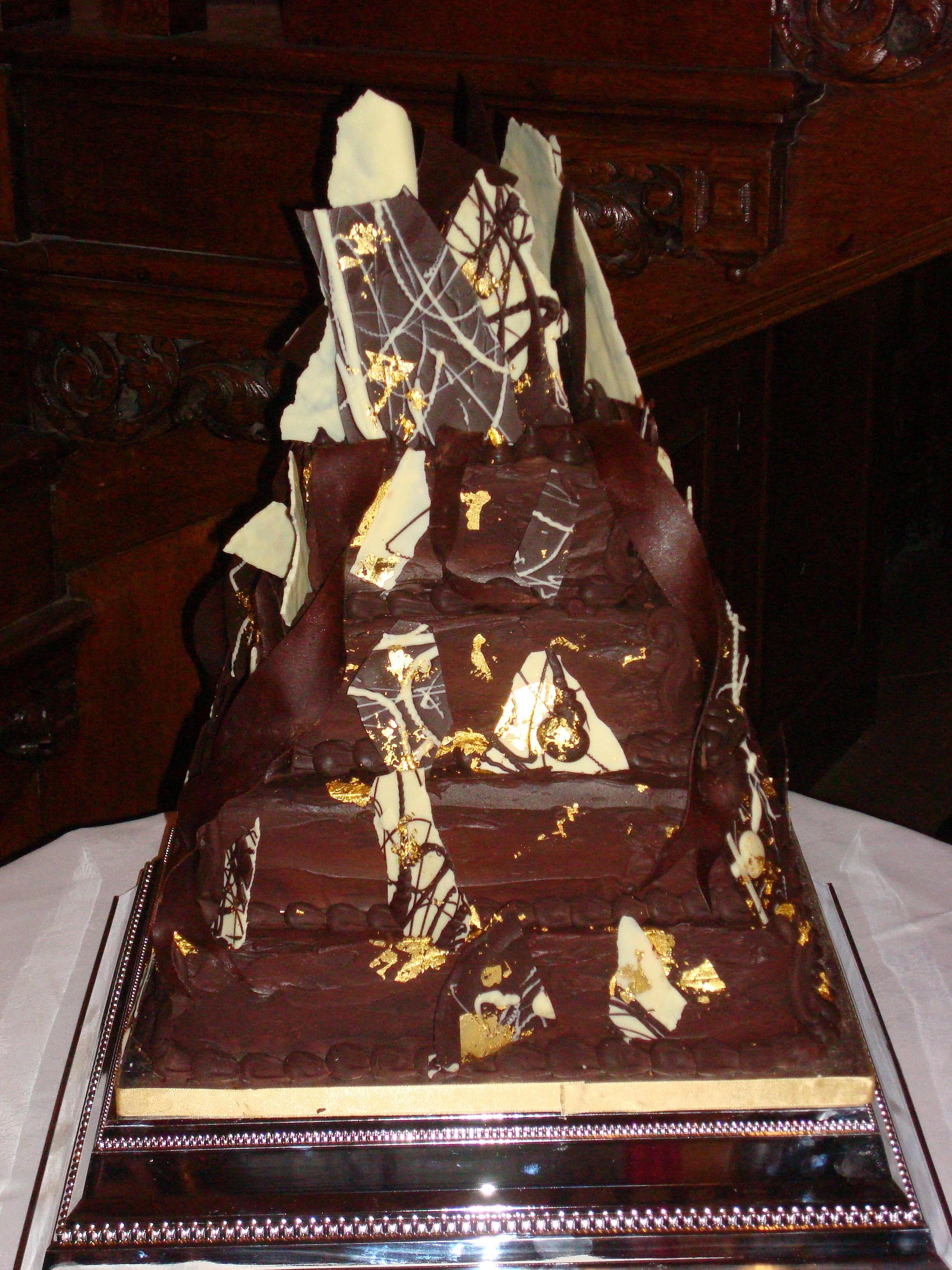 Tiered cake recipe