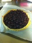 Drain cherries, keep juice, pack in case