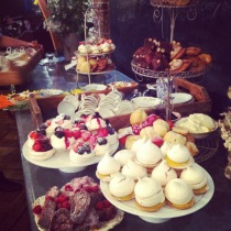 Afternoon teas got bigger
