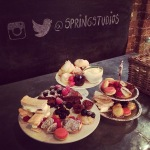 Afternoon teas on instargram...check out where I work's instagram account