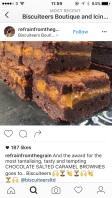 Great Customer brownie feedback
